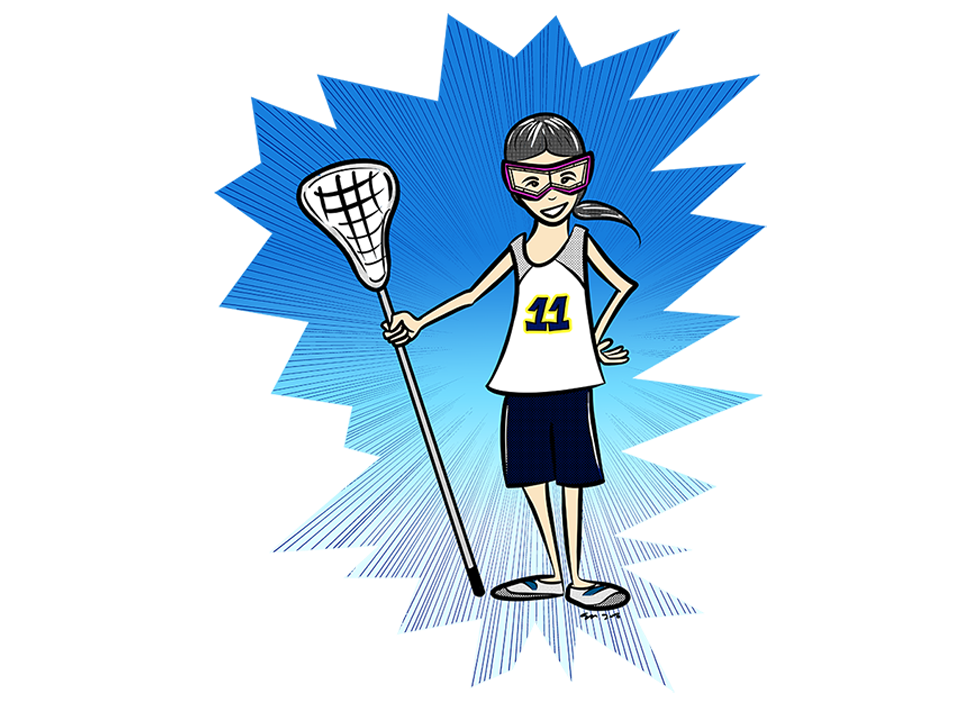 Lacrosse Super Star